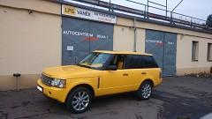 Range Rover 4.2 kompresor